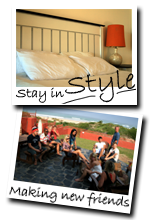 lodge lodges south africa sa za accommodation jeffreys bay j-bay