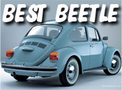 best beetle budget car hire South Africa Backpackers budget car rental